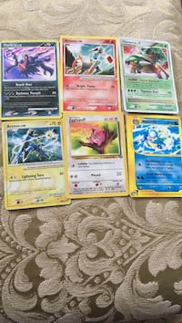 assorted Pokemon trading card collection Fairfax, 22033