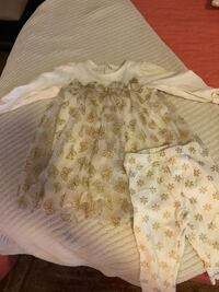 Baby Starters 9 month size outfit never worn New York, 10465