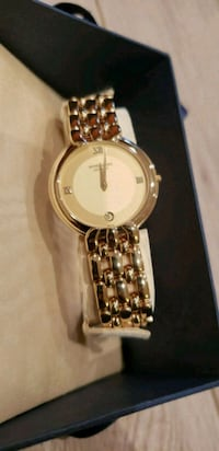 Womens Swiss Watch Authentic 24k gold Vaughan, L4H 2G5