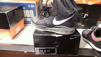 pair of black Nike basketball shoes with box Vaughan, L4J 4P8
