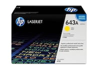 HP 643A (Q5952A) - Yellow - LaserJet 4700 Oslo, 0768