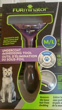 Cat or Dog Furminator . never opened .$ 20 each Chilliwack