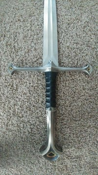 The lord of the rings officially licensed Narsil  Knoxville