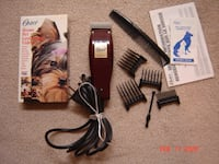 Dog Clippers/Trimmer - Oster Pet Grooming Kit