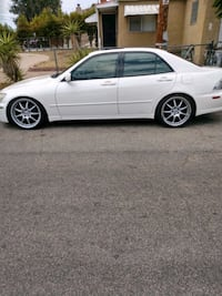 01 Lexus IS300 La Mesa, 91942