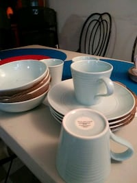 Plate and Bowl and cup set Camden, 08104