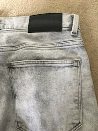 Gray levi's denim jeans. Ask for size or offers Woking, GU21 2BG