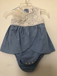 Baby girl 3M-6M clothes