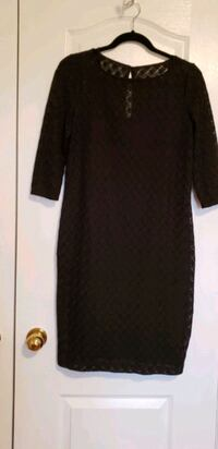 Black lace dress Mississauga, L5V 1M1