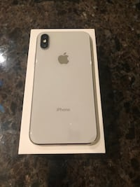 Apple IPhone X 64GB - Unlocked
