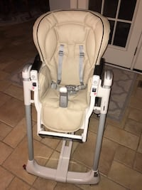 Peg Perego High Chair Gaithersburg, 20882
