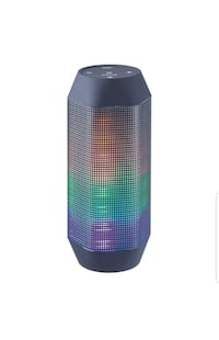 Bluetooth Speaker with Color Changing Lights Los Angeles, 91423