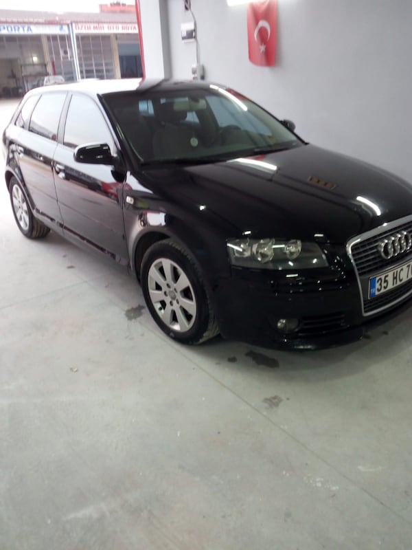 2007 Audi A3 1.6 SPORTBACK ATTRACTION TIPTRONIC 60e40338-5880-45ff-8c6d-c8abbad312b8