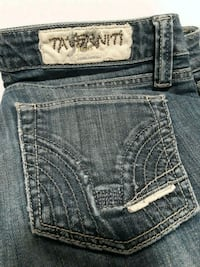 Taverniti jeans woman boot cut size 29. Santa Paula, 93060