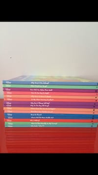 assorted color of book lot 547 km