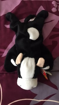 TY Plush Rare Cow Tomball, 77375