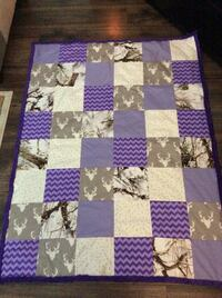 Handmade quilt Clearview, L0M