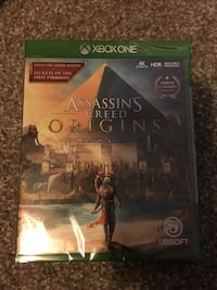 Assassins Creed Orgins Xbox One Unopened Powell, 43065
