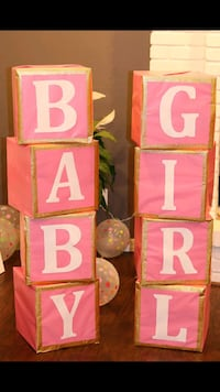 Baby Girl boxes for baby shower Phoenix, 85050