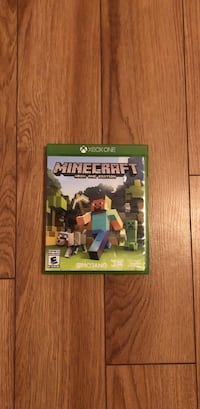 Minecraft for Xbox 1 Markham, L3T 7H6