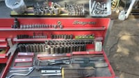 Snap on tool box and tools Athens