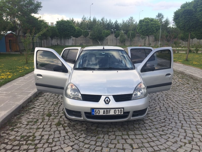2007 Renault Clio Symbol 1.4 AUTHENTIQUE 5