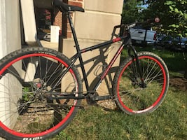 "Redline Monocog Flight 29er,19"" mountain bike"