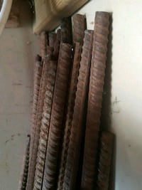 Rebar 5 ft lengths x30 Edmonton, T5T 6E2