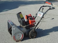 """((((( DEAL OF THE DAY TODAY ))))) MUST SELL TODAY 21"""" SEAR CRAFTSMAN SNOWBLOWER 4HP, 2 STAGE, BUY NOW AND SAVE $$$$! Mississauga"""