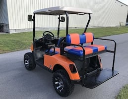 I have a Beautiful Golf Cart For sale,.,,.,.,,,,,,,,