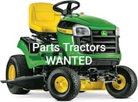 Parts tractors needed Airville, 17302