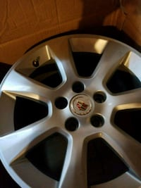 "Cadillac ATS 17"" Rims Colorado Springs"