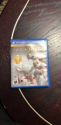 Sony ps vita god of war  Ajax, L1S 3G1