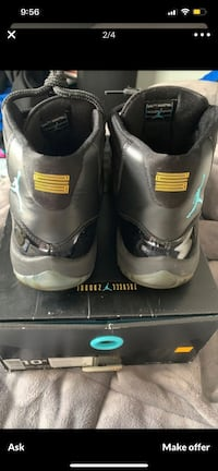 Gamma blues 11a