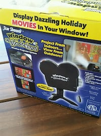 Christmas and Halloween movie projector!  Scottsdale, 85257