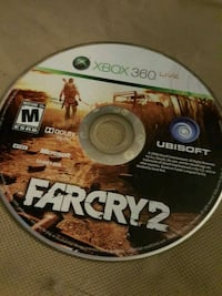 Xbox 360 Farcry2 disc Georgetown, 40324