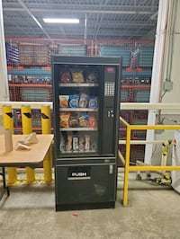 SELLING 2 VENDING MACHINES ON LOCATION  Toronto