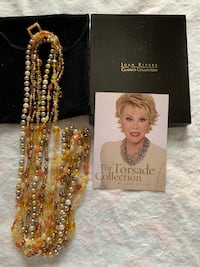Neutral Necklace from Joan Rivers Woodbridge, 07095