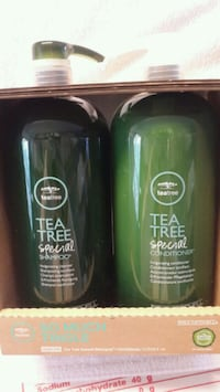 NEW Paul Mitchell Duo Set Tea Tree Special 1Liter Westminster, 92683