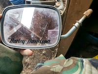 Cycle side mirror