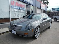 2005 CADILLAC CTS AWD *FR $399 DOWN GUARANTEED FINANCE Des Moines