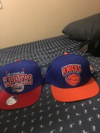 Los Angeles Clippers and New York Knicks cap