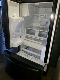 F. French doors fridge NEW scratch and dent  Baltimore, 21223
