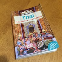 Thai Phrasebook and Dictionary Brant, N3L