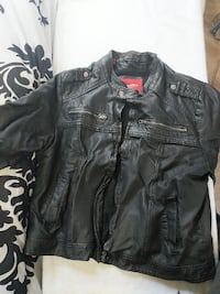 XL leather Jacker