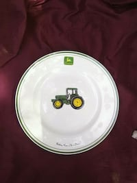 John deer plate Camas Valley, 97416