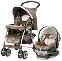 Chicco cornita stroller  Colton, 92324