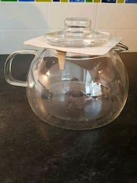 Glass stove top kettle  Guelph, N1H 1K1