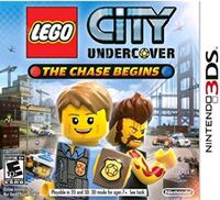 LEGO CITY UNDERCOVER - THE CHASE BEGINS  Portici, 80055