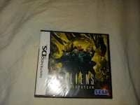 Sealed Nintendo DS Aliens Infestation Toronto, M6L 1A4